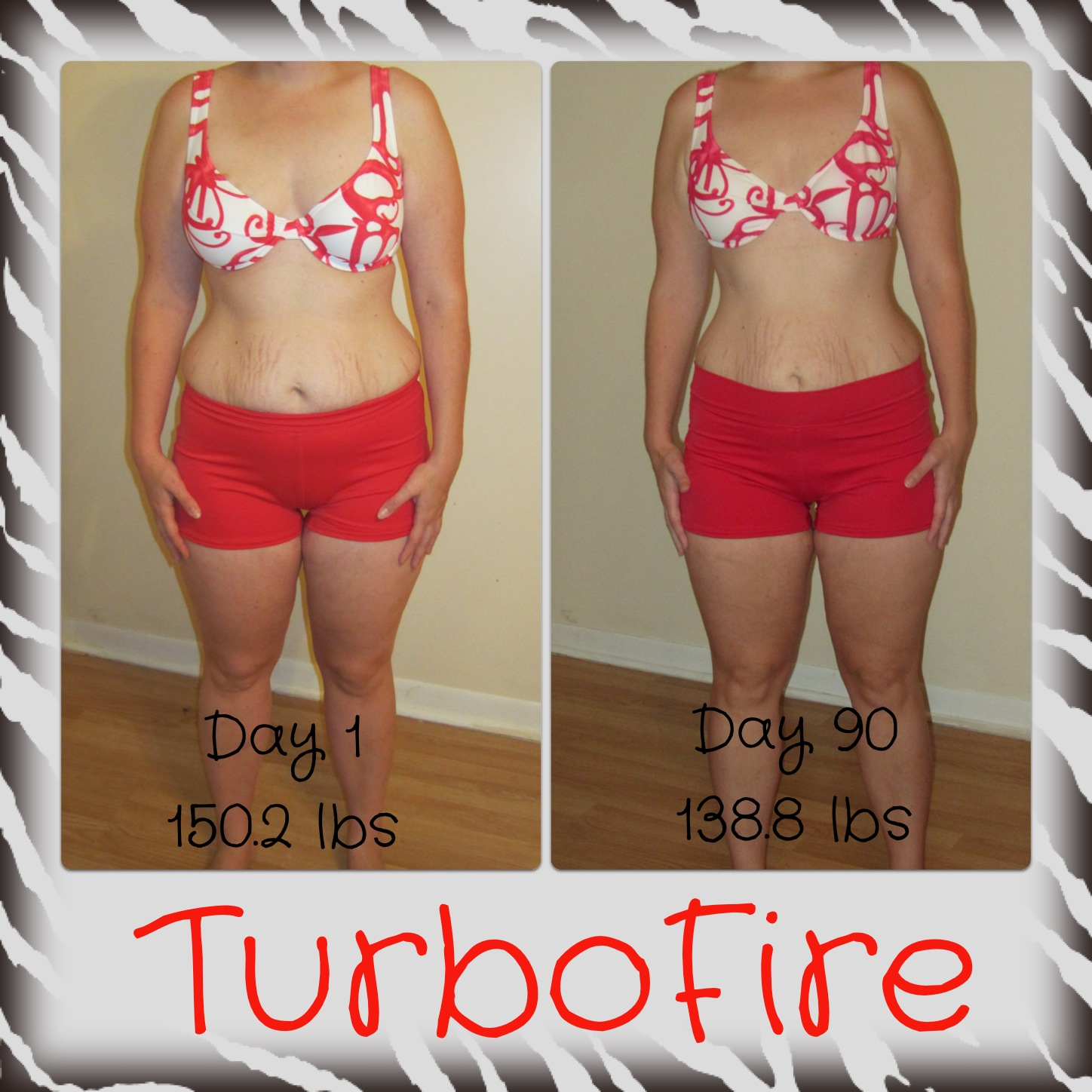 Weight Loss with TurboFire!!!
